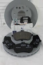 Genuine Mercedes-Benz W204 C-Class Saloon/Est Front Discs & Pads Kit NEW!