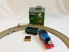 Thomas & Friends Trackmaster Motorized Railway Thomas' Chocolate Delivery SET