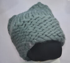 4d69b35bb45a0 Kangol Blue Wool Cossack Icelandic Knit Beanie 5092BC Mens Hat Cap One Size