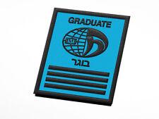 IKMF Krav Maga Graduate Level 4 Patch
