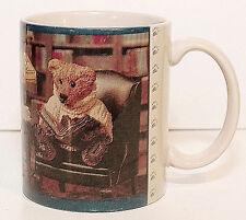 Boyd's Bears & Friends Cup Mug, Vintage 1995, How Do I Love Thee...E.B. Browning
