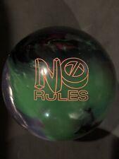 Roto Grip No Rules Pearl Discontinued bowling ball 15 lb New No Box