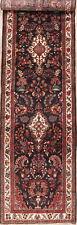 Vintage Traditional Floral 18 ft LONG Runner Lilian Hamedan Stair Wool Rug 4x18