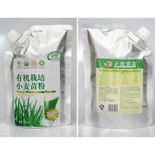 Newest CERTIFIED ORGANIC Young Wheat Grass Powder for 1 month supply  XW