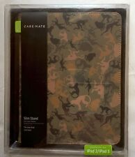CASE-MATE Book Style Canvas Folio Case -Slim Stand for iPad 2/3/4
