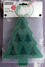 Nuevo Árbol De Navidad Cubo de Hielo Bandeja