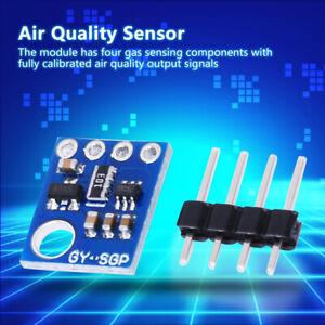 GY-SGP30 TVOC eCO2 Kohlendioxid Formaldehyd Detektor Luftqualität Sensormodul
