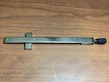 Kingsley Machine 7-Inch Gauge Bar Hot Foil Stamping