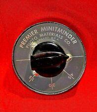 Premier Minitminder Polaroid Camera Developing Timer