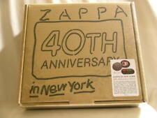 FRANK ZAPPA in New York 40th Anniversary Deluxe Edition SEALED 5 CD box set