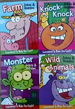 B00RDFW7GK Jokes and Riddles Book for Kids (Assorted)...wild Animals, Monster a