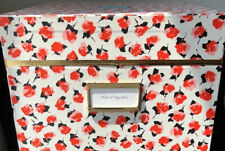 Kate Spade Storage Boxes Flowers
