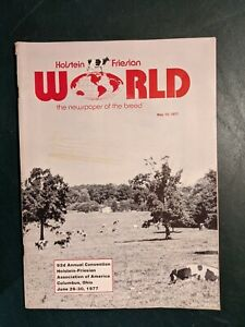HOLSTEIN WORLD 1977 OHIO NATIONAL CONVENTION +  ROMANDALE + GOLD MEDAL DAMS ++