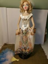 Rare 2004 Biltmore Gene Marshall Convention Centerpiece Doll