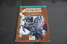 Dungeons & Dragons, La prova dei signori della guerra, Modulo Companion CM1