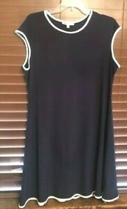 Women's Annalee & Hope Pullover Dress.  Size XL.  PRETTY!!