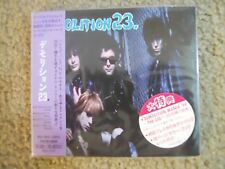 DEMOLITION 23. ~ OBI ~ HANOI ROCKS, MICHAEL MONROE ~ PHCR-1260 JAPANESE ~ NEW