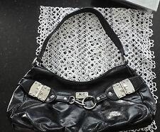 MC Marc Chantal Bag Handbag Black patent Medium