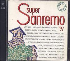 Supersanremo '97 - PATTY PRAVO BERTE' OXA TOSCA MARINA REI ALEX BARONI - 2 CD