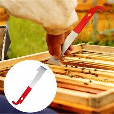 Beekeeper J-type J Shap Hive Tool Beekeeping Hook Equip Stainless Steel Scraper