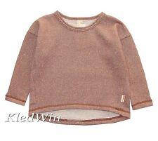 WILD koperkleurige sweater met lurex, mt.3-4 jaar 98-104, NIEUW!!!