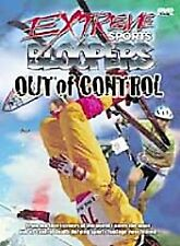 Extreme Sports Bloopers: Out Of Control  2001 DVD By Dedicated Fanatics - VG HTF
