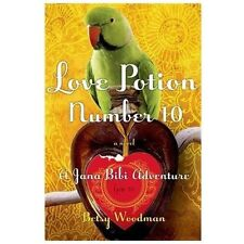 BRAND NEW BOOK Jana Bibi Adventures : Love Potion Number 10 by Betsy Woodman
