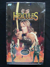 Hercules: The Legendary Journeys Trading Card Box