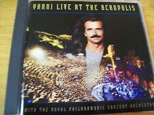 YANNI LIVE AT ACROPOLIS  CD