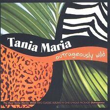 Tania Maria - Outrageously Wild [2-CD Set, 2003, Promo]