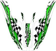 kawasaki 650 sx jet ski wrap graphics pwc stand up jetski decal kit racing