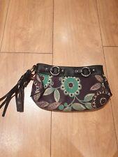 Ted Baker Floral Clutch Handbag