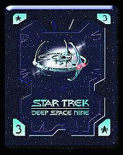 Star Trek : Deep Space Nine - Series 3 (DVD, 2003, 7-Disc Set, Box Set)