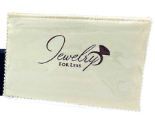 Beige Color Jewelry Polishing Cloth - JFL Diamonds & Timepieces
