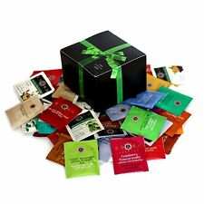 Greenbow Gift Box Organic Sampler Assortment Flavor Stash Tea Bags - (54 Count)