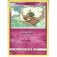 148/236 Whimsicott | Rare | SM12 Cosmic Eclipse | Pokemon Trading Card Game TCG