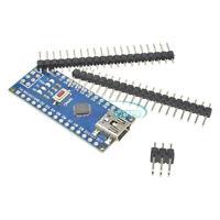 10PCS Mini USB CH340G Nano V3.0 5V 16M ATmega328P Micro-Controller Board Arduino
