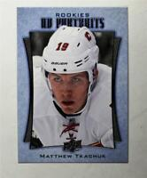 2016-17 Upper Deck UD Portraits #P109 Matthew Tkachuk - NM-MT