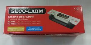 Seco-Larm Electric door strike to use on Metal Doors [SD-995C]