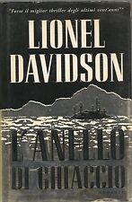 L'ANELLO DI GHIACCIO - LIONEL DAVIDSON
