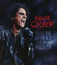 Raise The Dead-Live From Wacken von Alice Cooper (2014) 2CD+Blu-ray Neuware