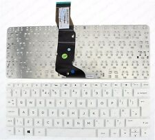 HP Stream 11-D 11-R 11-P Clavier UK mise en page Blanc V135246FK1 F262