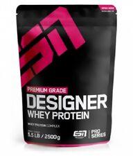 ESN Designer Whey 2500g Beutel (19,96?/Kg) Protein Eiweiß