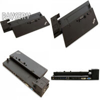 Lenovo ThinkPad USA Ultra Dock With 90W 2 Prong AC Adapter (40A20090US,...