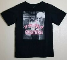 Michael Air Jordan In The Midst Of Greatness Basketball Shirt Youth Size Large L