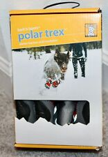 New Ruffwear Polar Trex Dog Paw Snow Boots - Set of Four 4 Boots  XL
