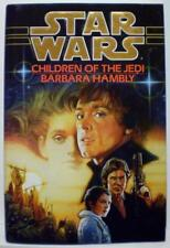 Star Wars CHILDREN OF THE JEDI HC Novel Barbara Hambly 1st Print (Bantam, 1995)!