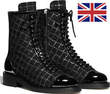 CHANEL ANKLE BOOTS  SIZE EU39C/UK6/US8 RRP £1,170