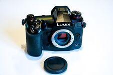 Panasonic LUMIX G9 Gehäuse, schwarz DC-G9EB-K body black