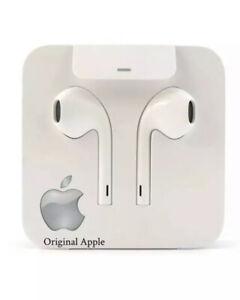 Genuine Apple iPhone 11, 11Pro, XS, X, 8, 8+, 7, 7+ Lightning EarPods Headphones
